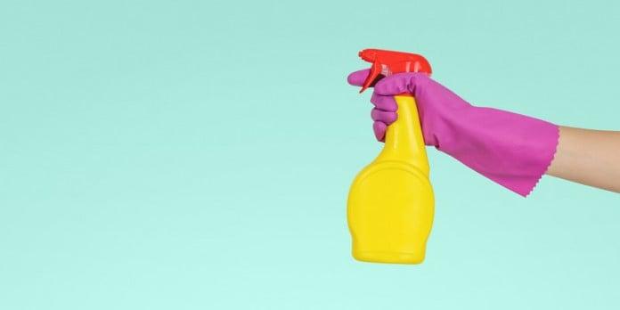Ilustrasi Cara Membuat Disinfektan Rumahan