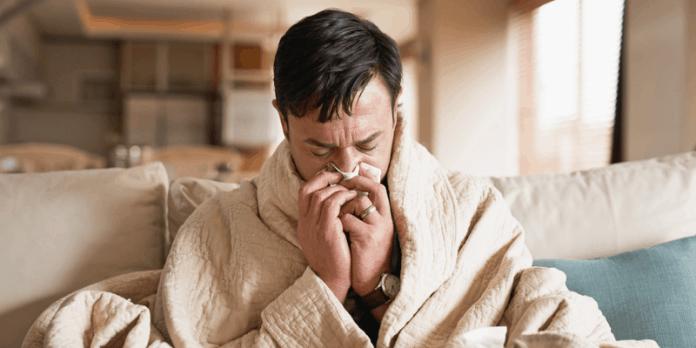 Ilustrasi Ciri-Ciri Penyakit Virus Corona