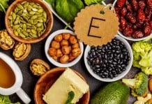 Ilustrasi Makanan yang Mengandung Vitamin E