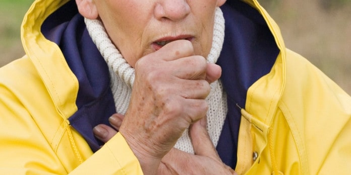Ilustrasi Risiko Virus Corona pada Manula
