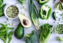 Ilustrasi Makanan yang Mengandung Vitamin K