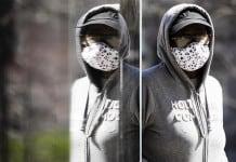 Ilustrasi Masker untuk Virus Corona