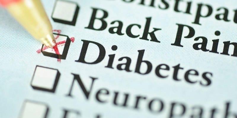 Ilustrasi Penyebab Diabetes Neuropati