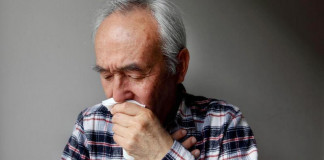 Ilustrasi Penyakit Paru Obstruktif Kronis atau PPOK