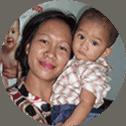 Nita Ekawati - Penderita Kanker Payudara