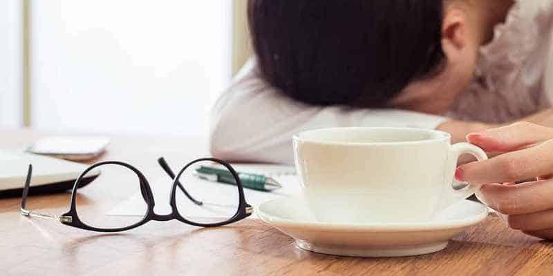 Sakit Kepala karena Kecanduan Kopi