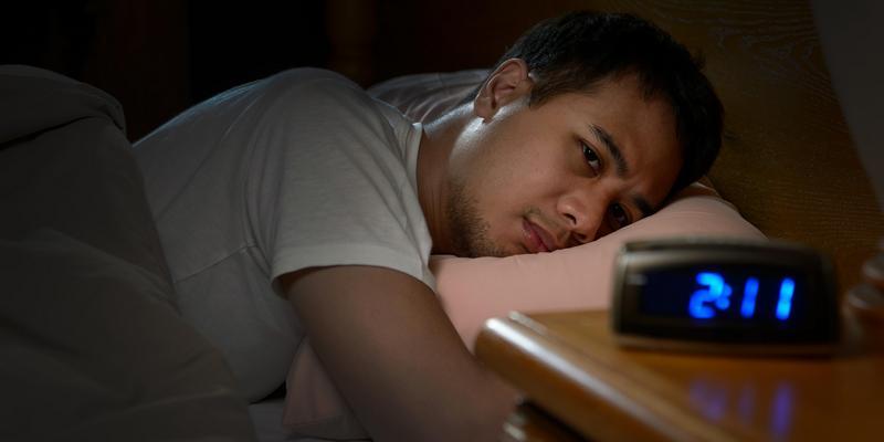 Ilustrasi Macam-Macam Gangguan Tidur